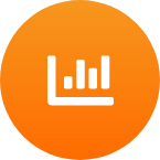 Benchmarking reports icon